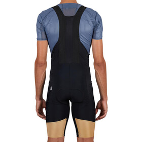 Sportful GTS Bib Shorts Heren, black gold